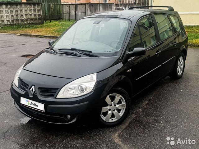 Renault Grand Scenic, 2007