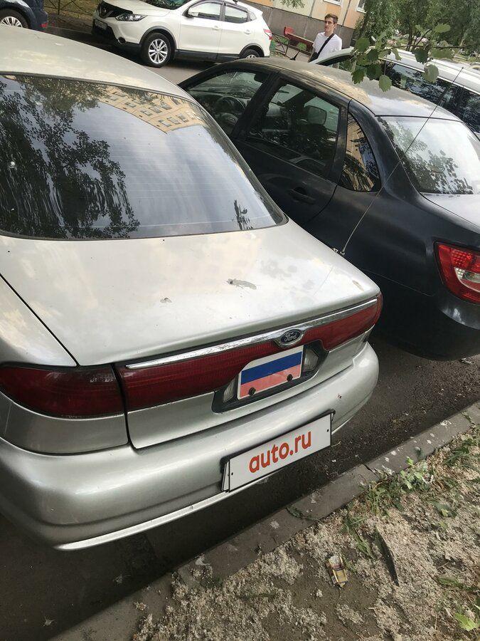 выкуп ford в СПб