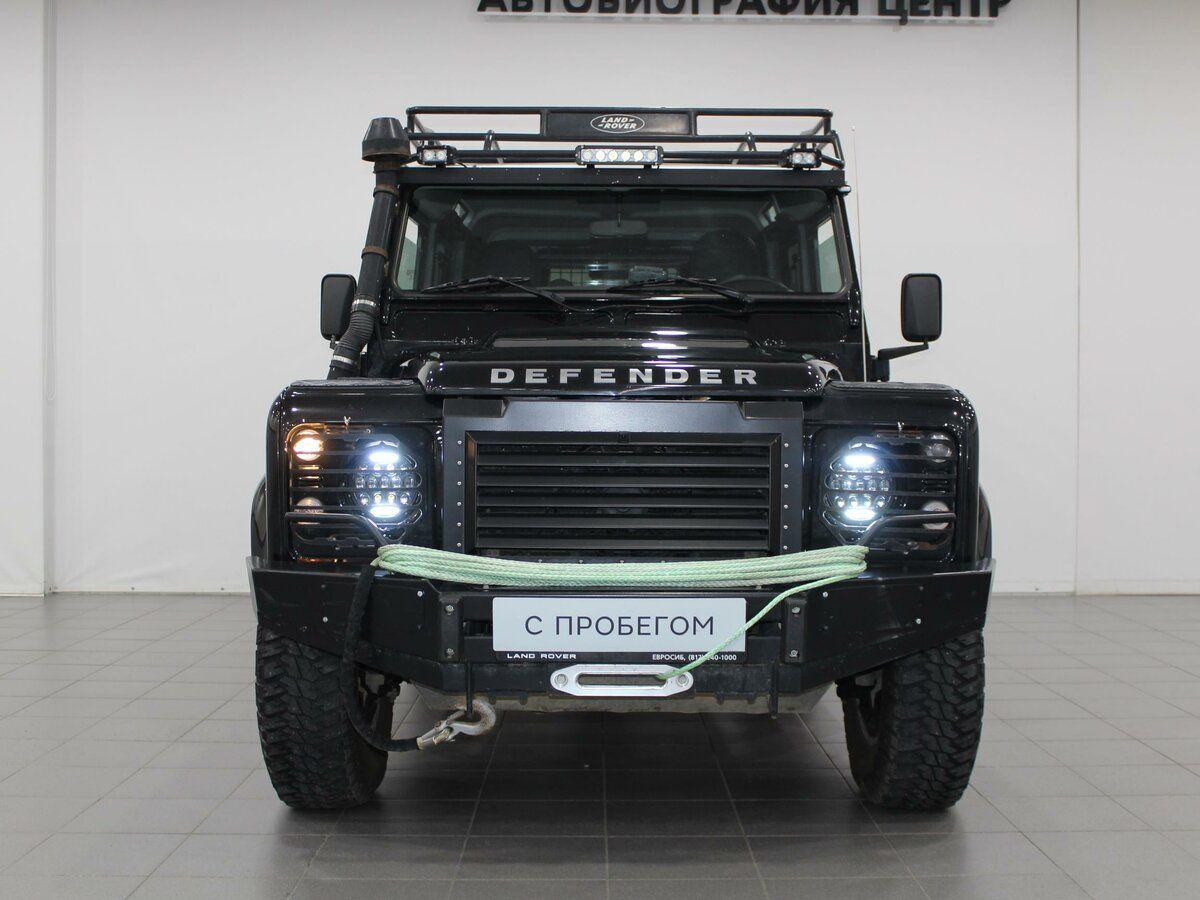 выкуп land_rover в СПб