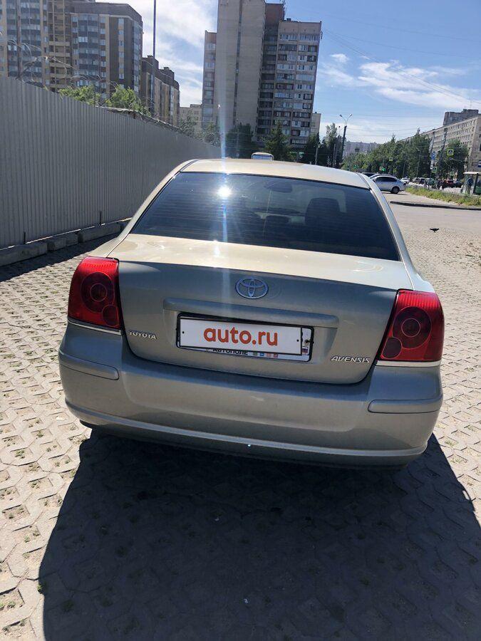 выкуп toyota в СПб