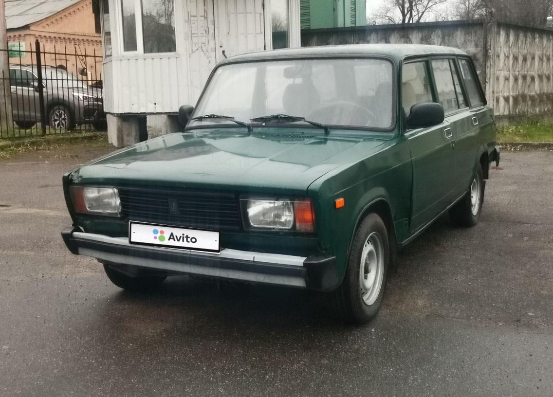 ВАЗ 2104, 1999
